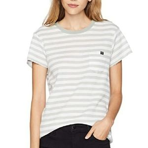 Fox Women's Striped Out Thermal Short Sleeve Crew